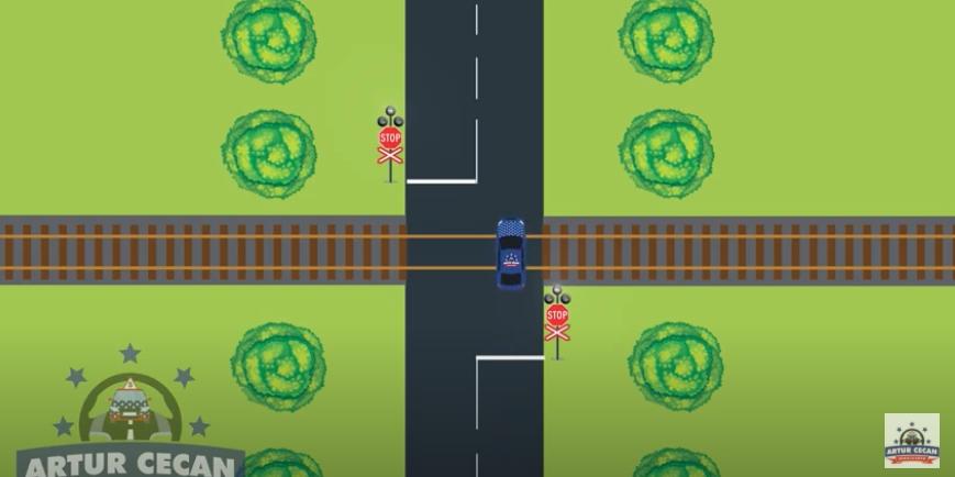 Răspuns la provocarea cu privire la trecerea la nivel cu calea ferată